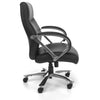 MID-BACK EXECUTIVE CHAIR BLACK