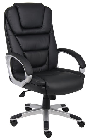 "Boss ""NTR"" Executive LeatherPlus Chair"