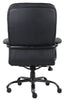 Boss Heavy Duty Double Plush Caressoftplus Chair - 350 Lbs