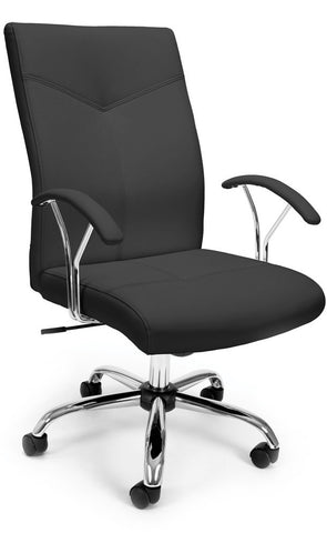 EXECUTIVE/CONFERENCE CHAIR - BLACK