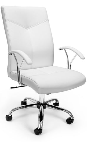 EXECUTIVE/CONFERENCE CHAIR - WHITE