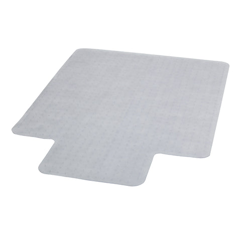 45'' x 53'' Carpet Chairmat with Lip [MAT-CM11233FD-GG]