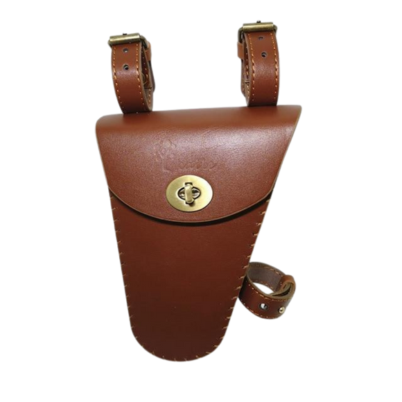 Aitken Saddle Bag Brown