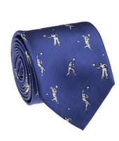 Tennis Player Tie