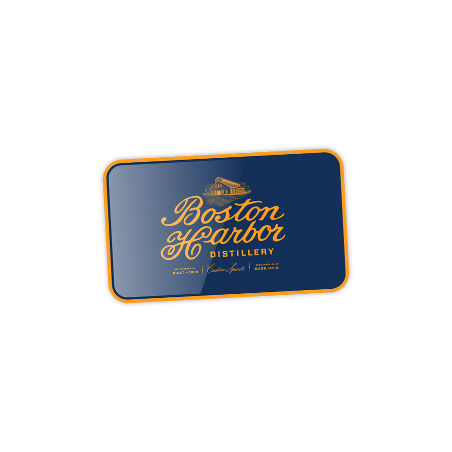 Boston Harbor Distillery Gift Card