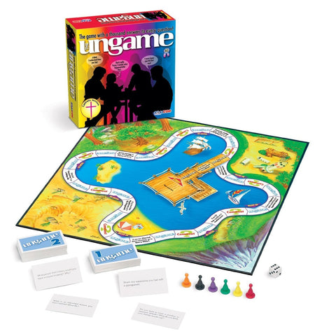 The Ungame Catholic Version Board Game