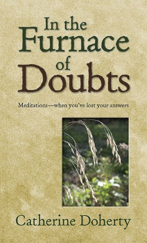 In the Furnace of Doubts: Meditations - When You've Lost Your Answers