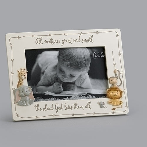 All Creatures Great and Small Picture Frame