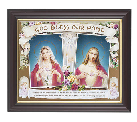 House Blessing Sacred Heart of Jesus/Immaculate Heart of Mary