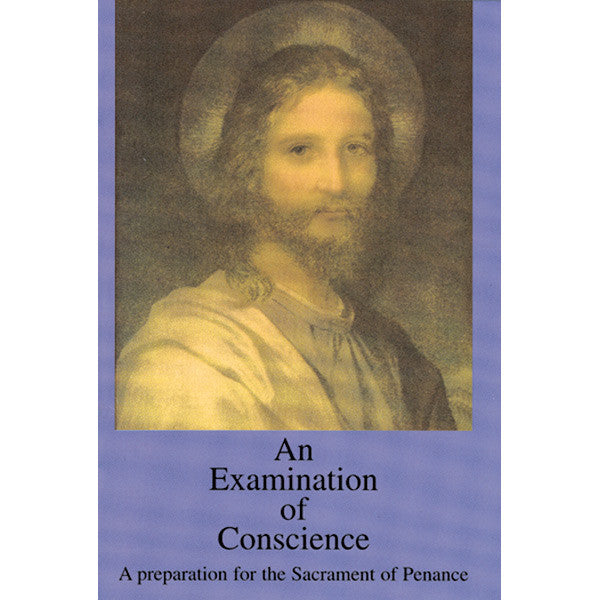 An Examination of Conscience