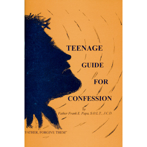 Teenage Guide for Confession