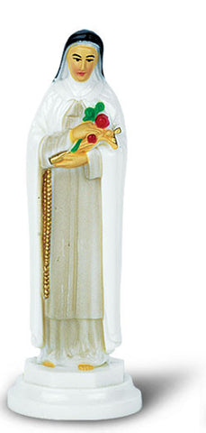 St Theresa Car Statue