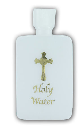 4 Oz Holy Water Bottle
