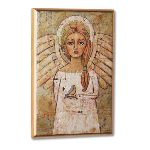 Angel Plaque 4 x 6