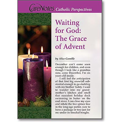 Waiting for God:the Grace of God