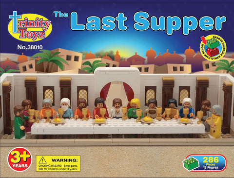 Last Supper Building Blocks