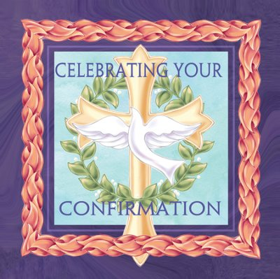 Napkin Celebrating Your Confirmation