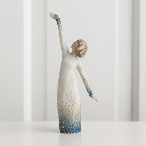Shine figurine