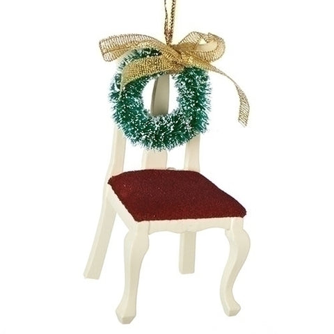 Empty Chair Memorial Ornament
