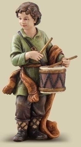"4"" Drummer Boy Nativity"