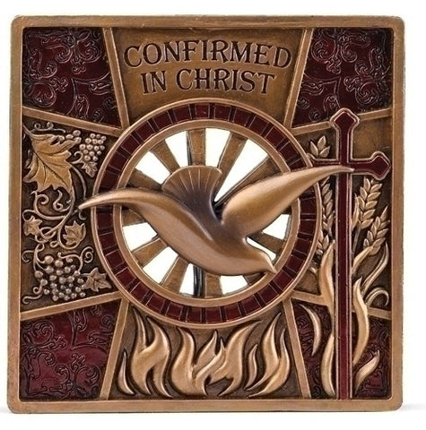 "4.75"" Confirmation Wall Plaque"