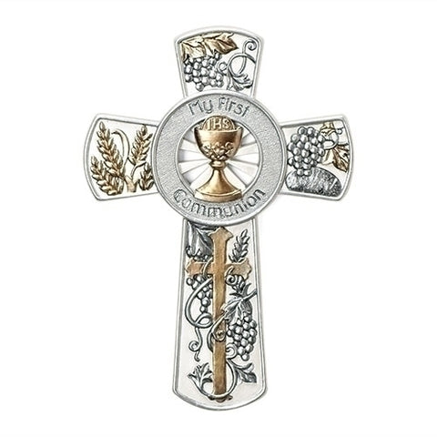 First Communion Wall Cross