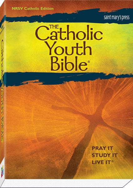 Catholic Youth Bible (NRSV)-Paper (3rd Edition)