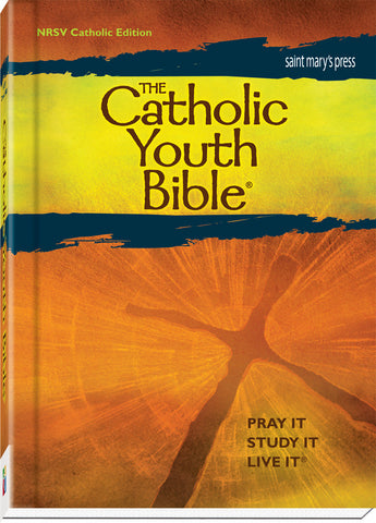 Catholic Youth Bible (NRSV)-Hardcover (3rd Edition)