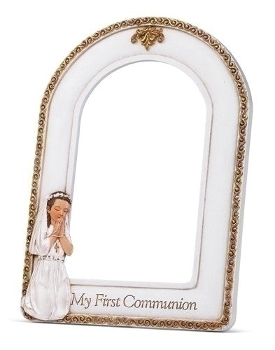 First Communion Frame - Girl