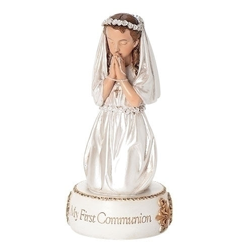 First Communion Figure - Girl