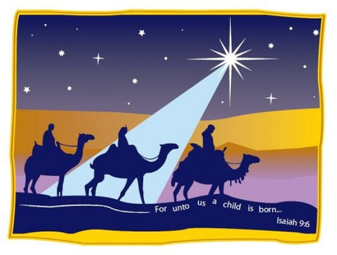 Magi Placemats (set of 4)