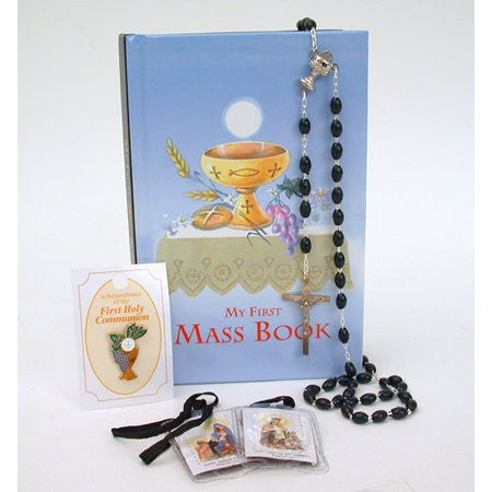First Mass Book (My First Eucharist) Vinyl Set