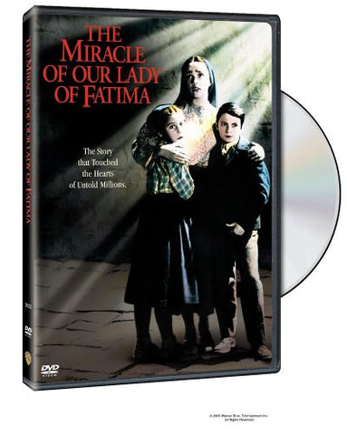 Miracle of Our Lady of Fatima ( 1952 ) ( Films of Faith ) [DVD]
