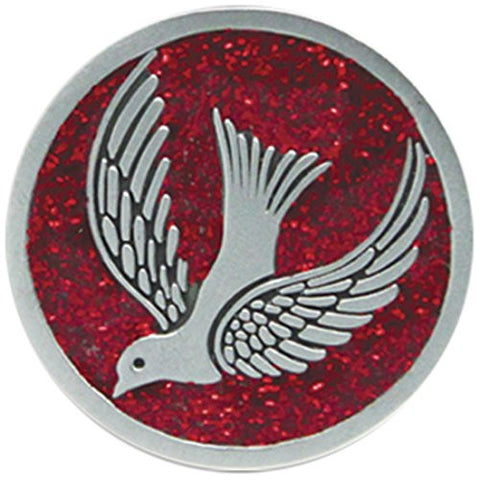 Confirmation Token Dove Epoxy Bright Finish
