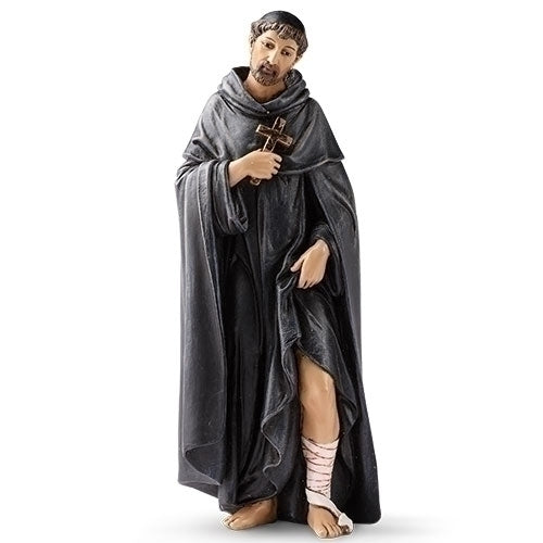 "6.25"" St. Peregrine 6"" Scale Figure"
