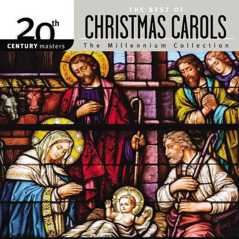 20th Century Masters-Millennium Collection: Best Of Christmas Carols [CD]