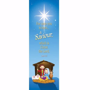 A Savior Is Born [Bookmark]
