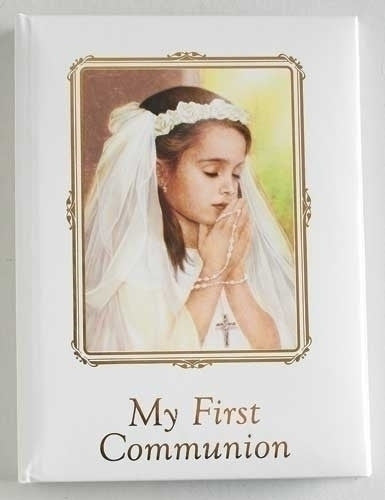 First Communion Album - Girl