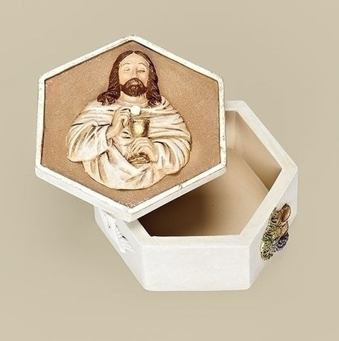 First Communion Keepsake Box - Bread of Life