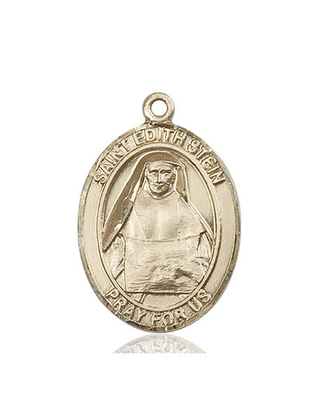 14kt Gold St. Edith Stein Medal