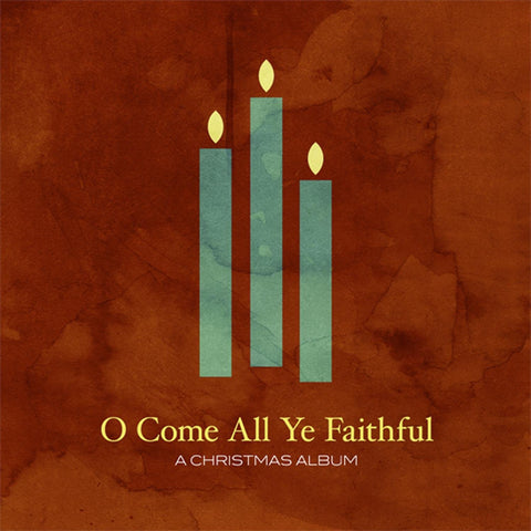 O Come All Ye Faithful [CD]