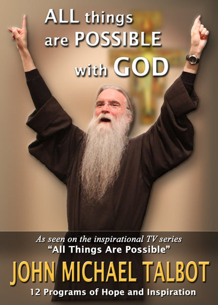 All things are possible with God DVD set