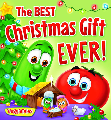 Veggie Tales Best Christmas Gift Ever