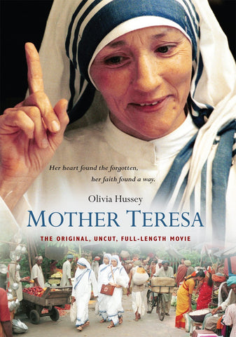 Mother Teresa with Olivia Hussey (DVD)
