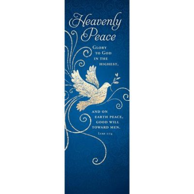 Heavenly Peace Christmas [Bookmark]