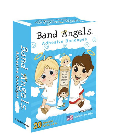 Band Angels Adhesive Bandage