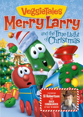 Merry Larry & the True Light of Christmas