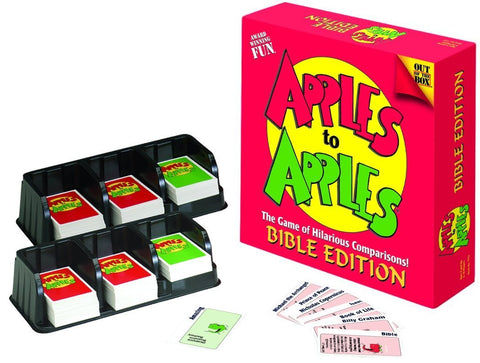 Apples to Apples Card Game (Bible)