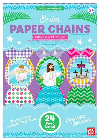 Easter Paper Chains