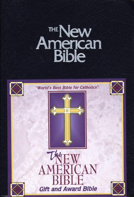 Gift & Award Bible NABRE - Blue